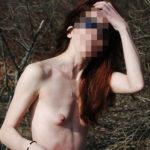 femme naturiste pour rencontre sexe sur Angers au Lac de la Maine